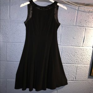 Like New Gorgeous Black Dress